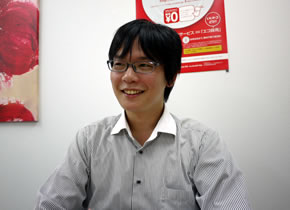 クックビズ株式会社 藪ノ 賢次氏