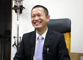 株式会社ウェルバランス 岡崎 司郎氏