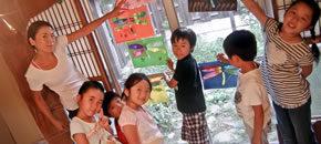 子ども向け英会話スクールで起業