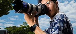 憧れの仕事、カメラマンとして起業